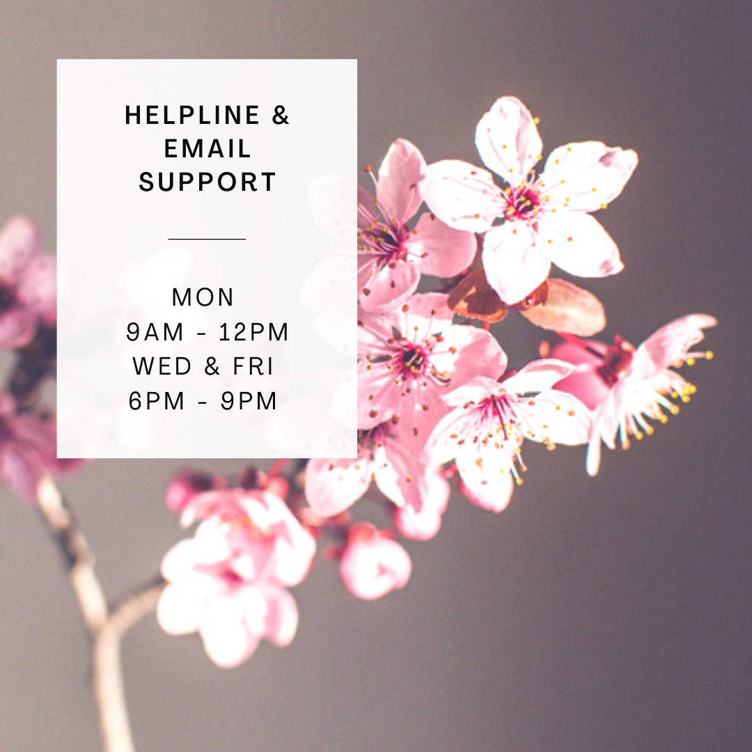 Helpline and Email Support