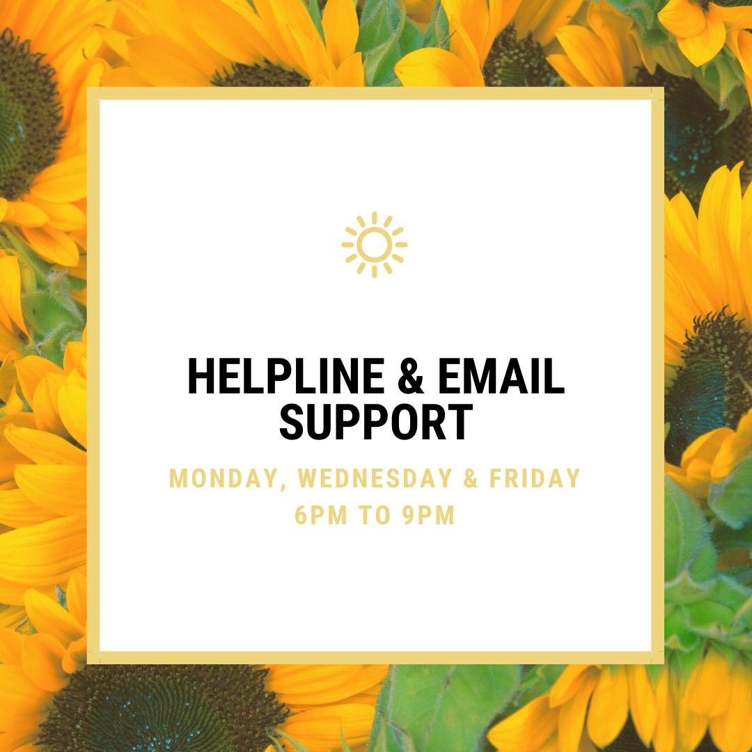 June Helpline