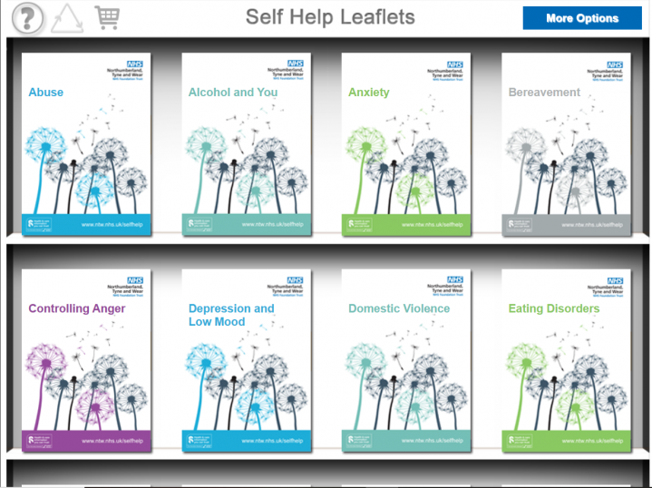 NHS Library Website