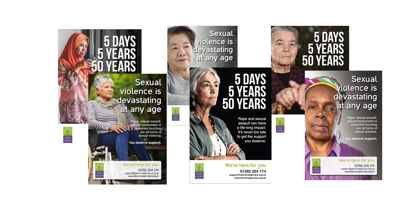SV and older women