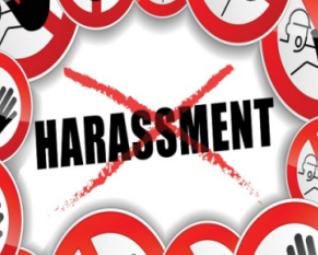 Harassment Infographic