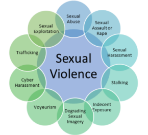 Sexual Violence Infographic